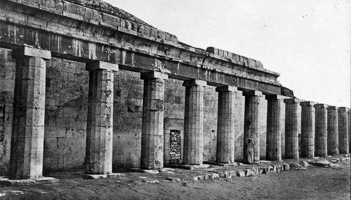 Deir al-Bahari Temple
