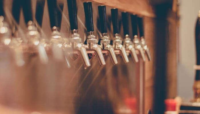 Dudek Brewery Bar