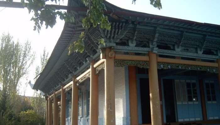 Dungan Mosque View