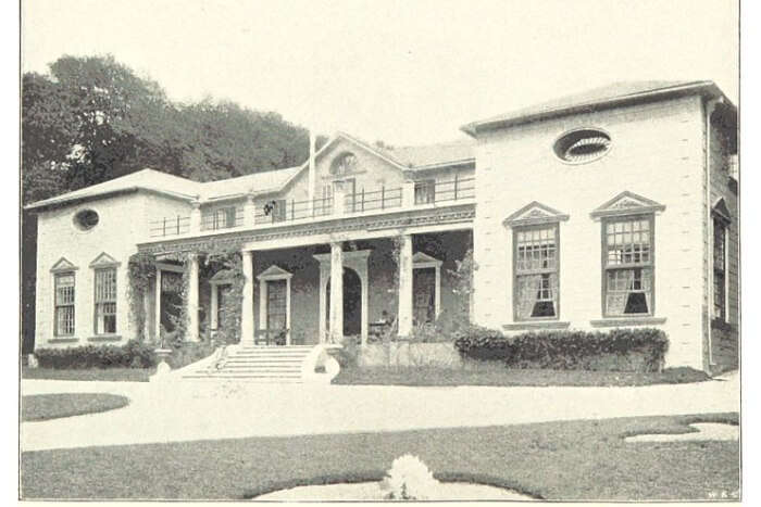 Ghost House Of Rondebosch