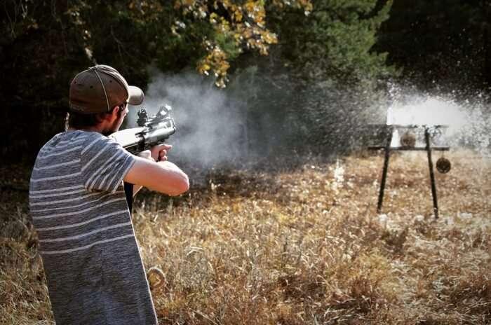 Go Target Shooting