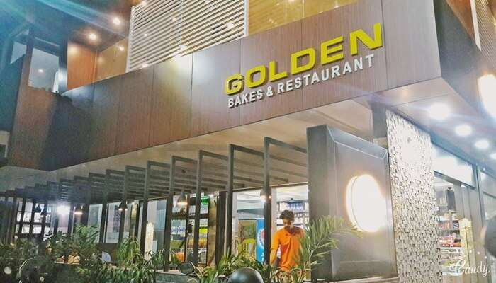 Golden Bakes Restaurant Cafe