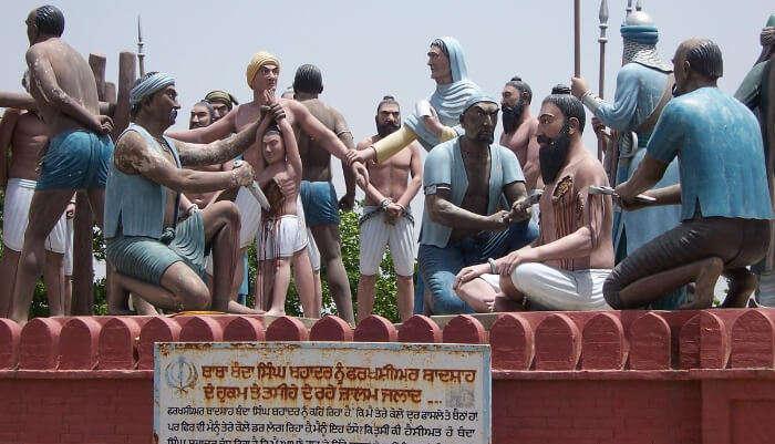 Gurudwara Mehdiana Sahib