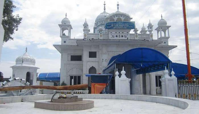 Gurudwara Talhan Sahib