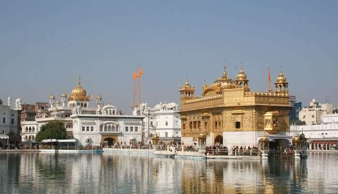 History Of Akal Takht In Amritsar