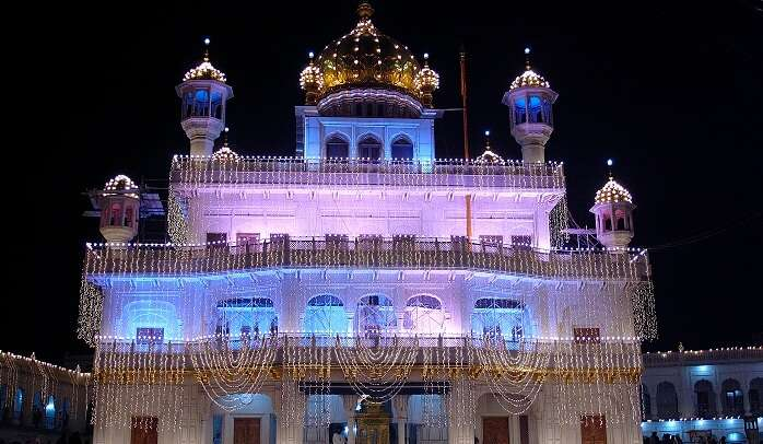 How To Reach Akal Takht In Amritsar