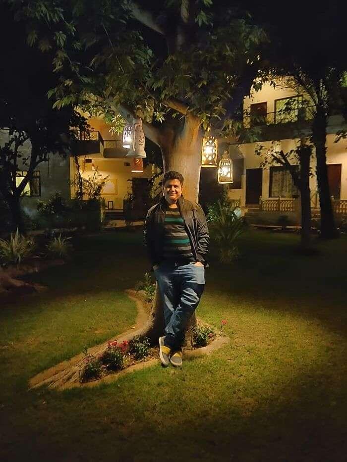 Ranthambhore visiting