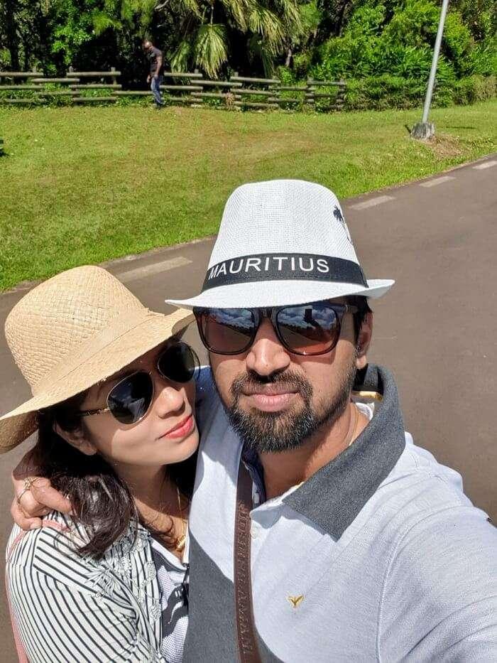 ready to explore Mauritius