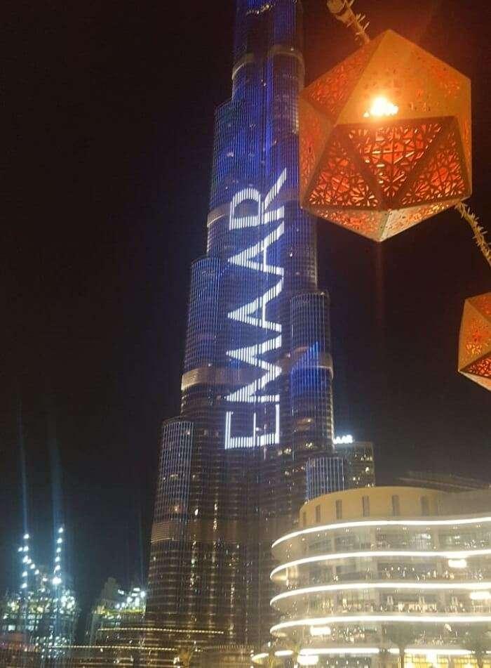 a visit to Burj Khalifa