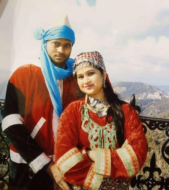 wear cultural dress