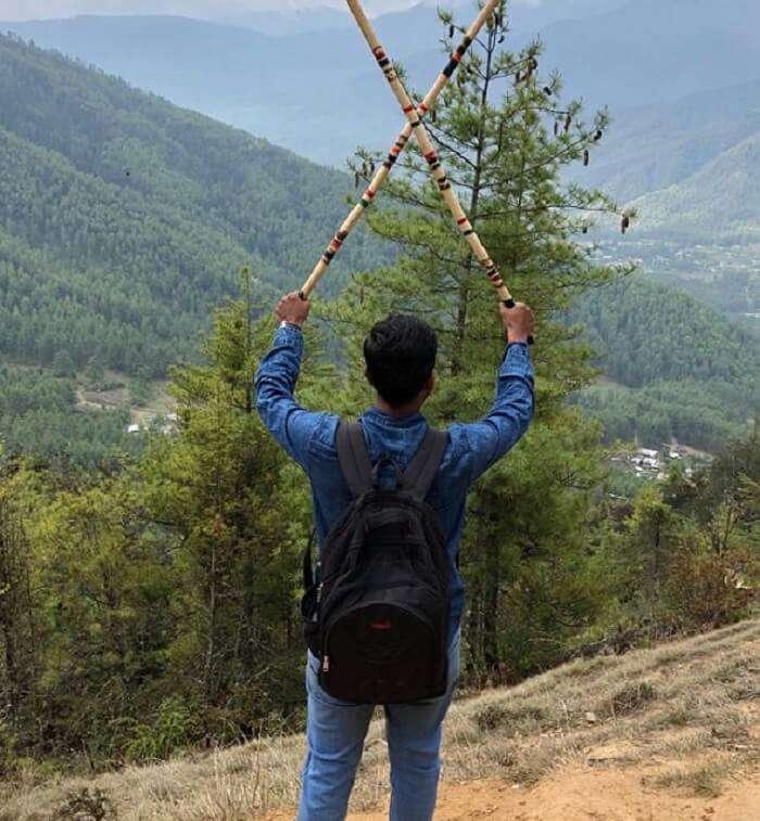 majestic Punakha Dzong
