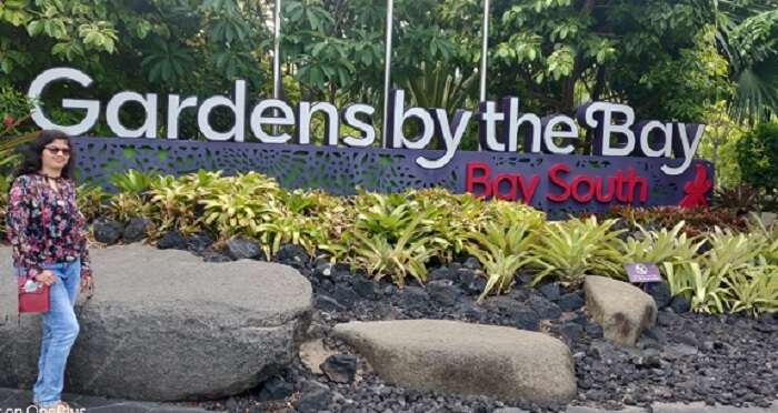 Gardens By The Bay Front View