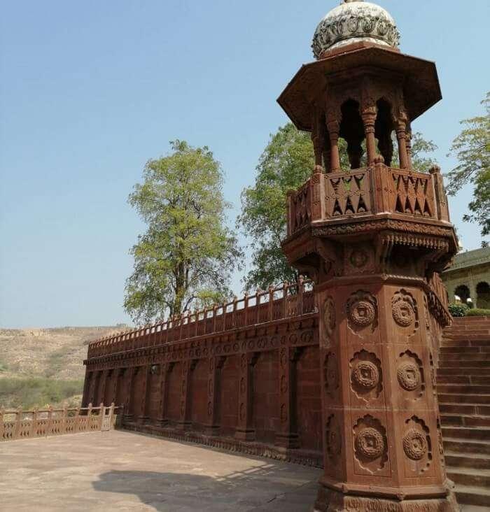 Jaisalmer's fort