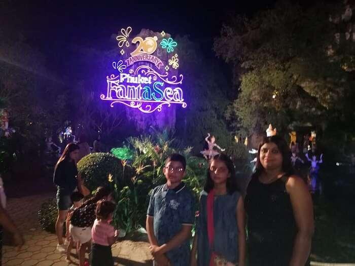 Famous Fantasea Show