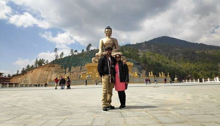 Buddhism to Bhutan