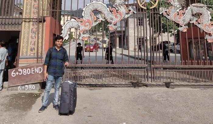 reached to Bhutan