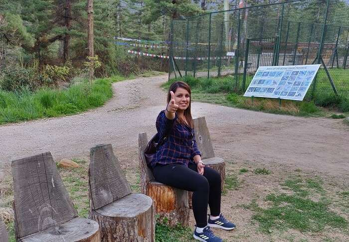 resting on the way to Thimphu