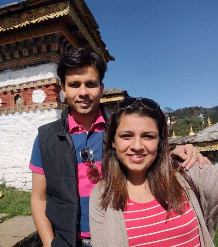 head to Punakha