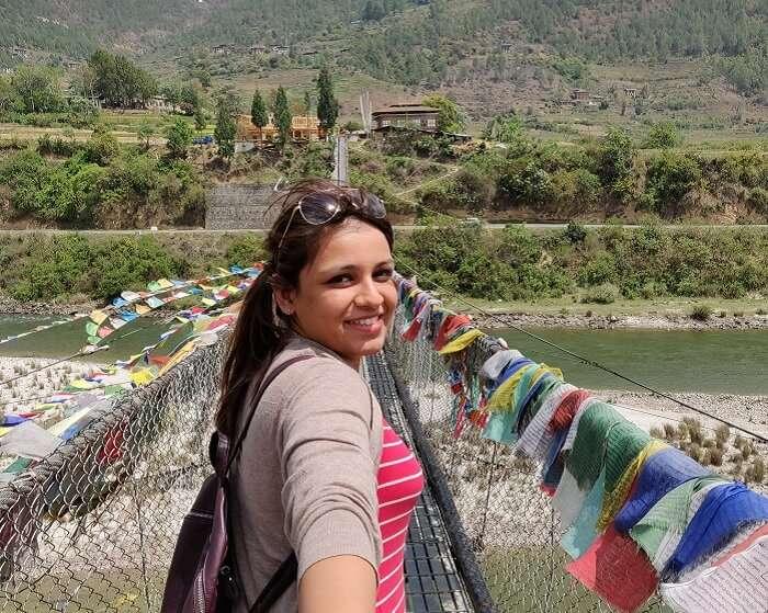 Punakha bridge