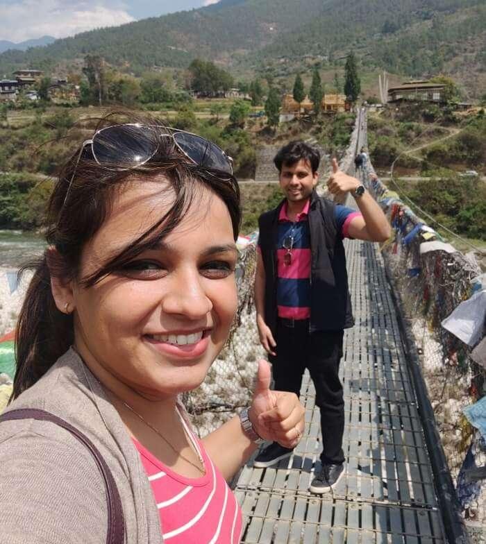 enjoyed clicking the shots on bridge
