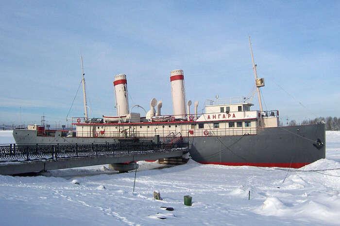 Icebreaker Museum