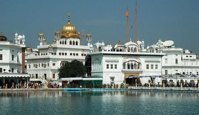 Important Details About Akal Takht In Amritsar