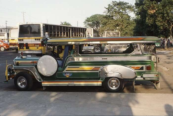 Philippines local transport