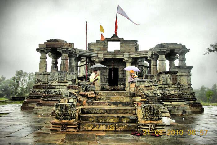 Kanteshwar Mahadev Temple