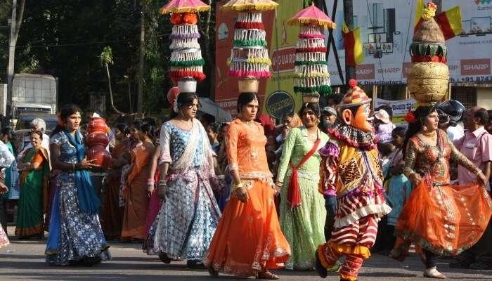 Karaga Festival In Karnataka