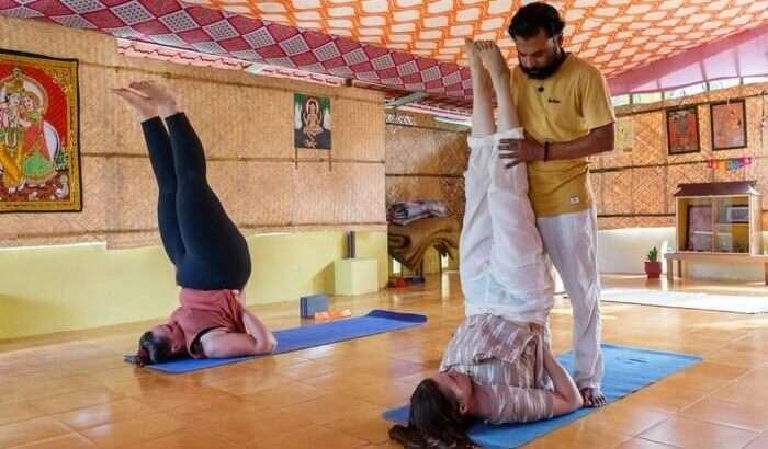 Kashi Ayur-Yoga Ashram Varkala
