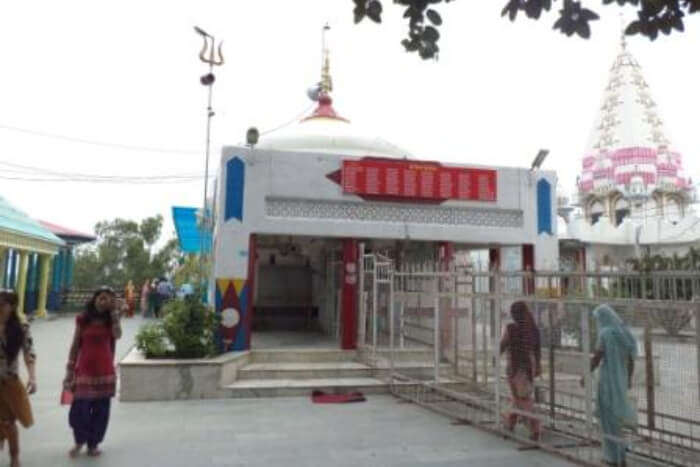 Kathgarh Temple In Pathankot