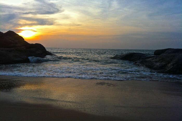 Kaup Beach