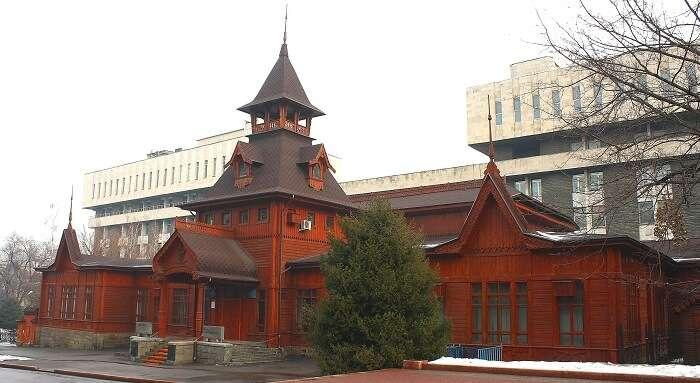 Kazakh Museum Of Folk Musical Instruments