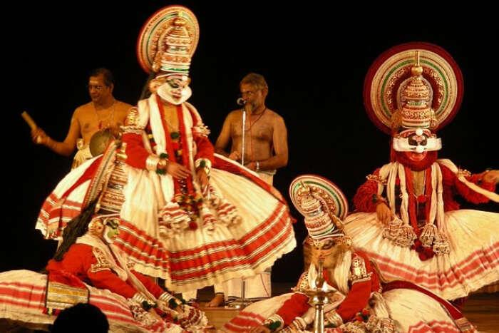 Kerala Kathakali Center