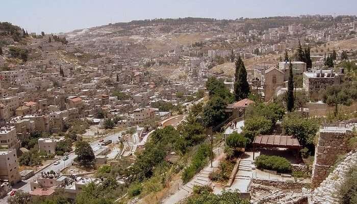Kidron Valley Jerusalem