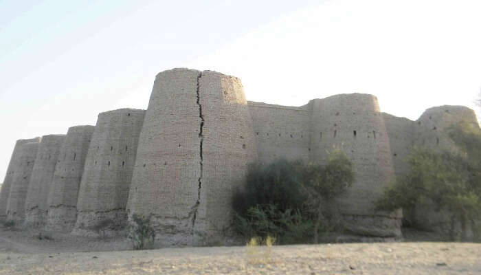 Kishangarh Fort View