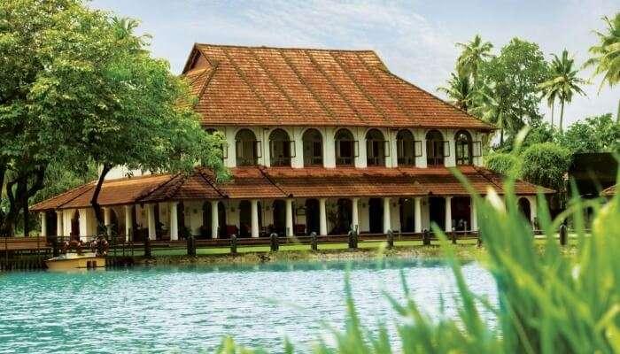 Kumarakom Resort In Kerala
