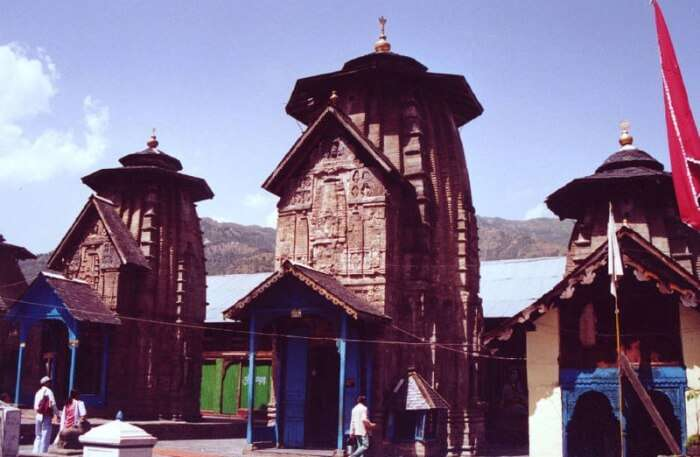 View Of Laxmi Narayan Temple