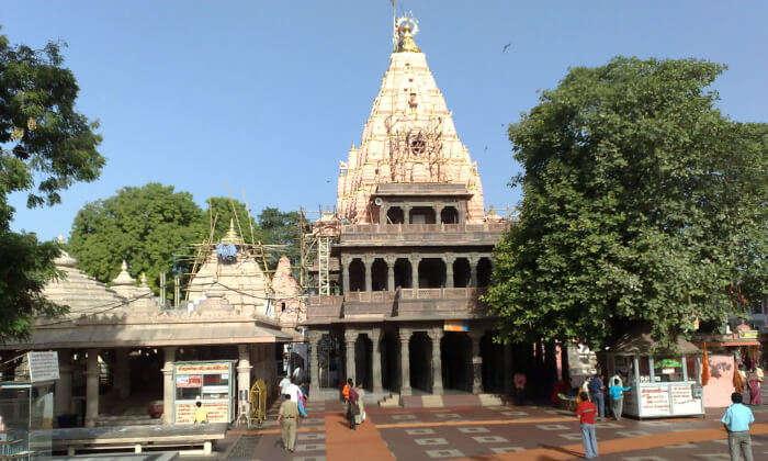 Mahakaleshwer Temple in Ujjain
