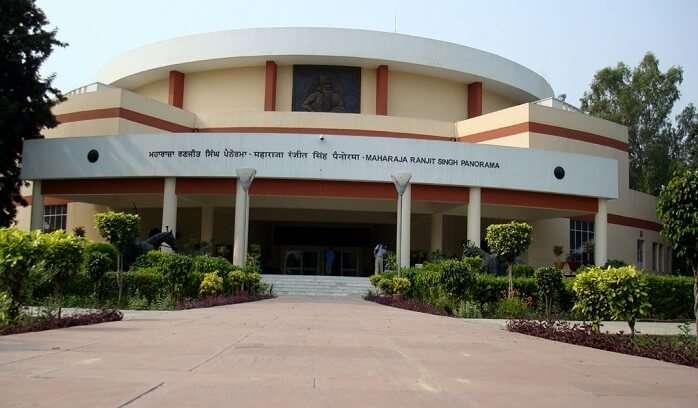 Maharaja Ranjit Singh Panorama