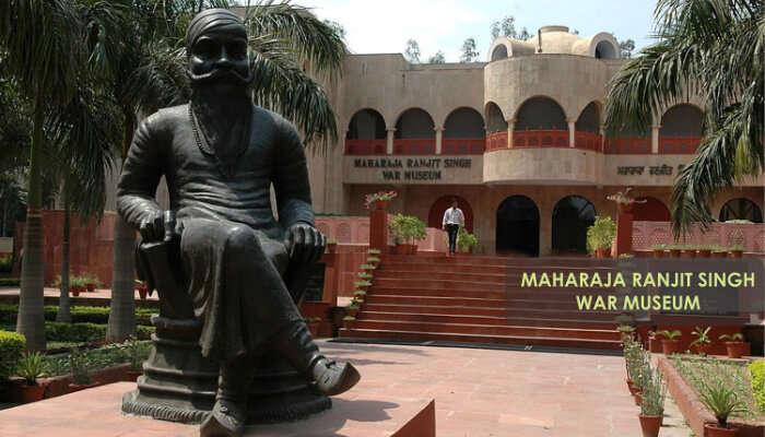 Maharaja Ranjit Singh War