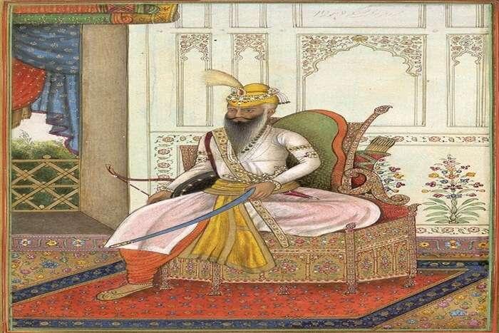 Maharaja-Ranjit-Singh-museum