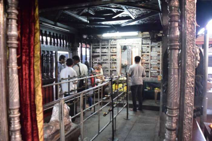 Mahathobara Shri Mangaladevi Temple
