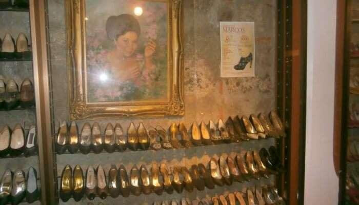 Shoe Museum View