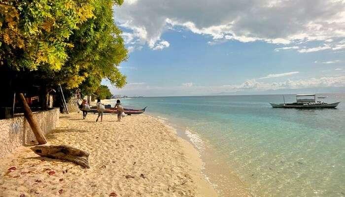 Moal Boal, Cebu
