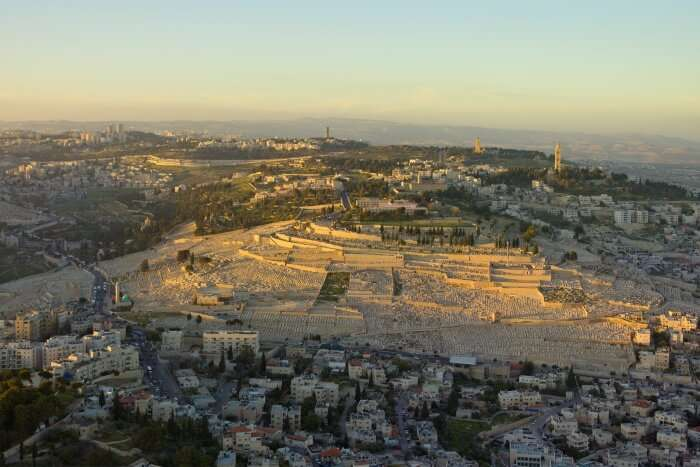 breathtaking views of Jerusalem