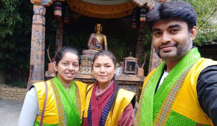 Ms. Changa - Guide at SImply Bhutan (1)