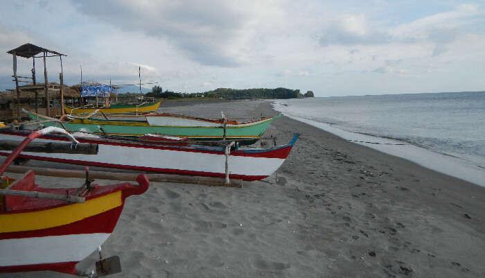 Nagbalayong Beach