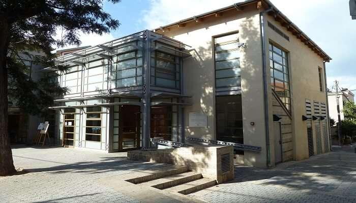 Nahum Gutman Museum of Art