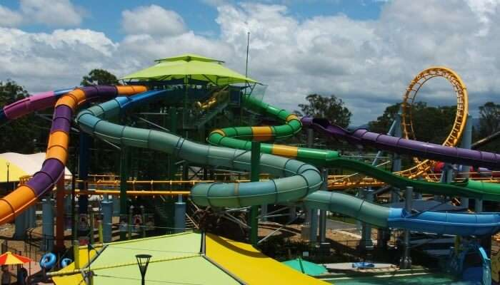 Neverland Water Park In Surat
